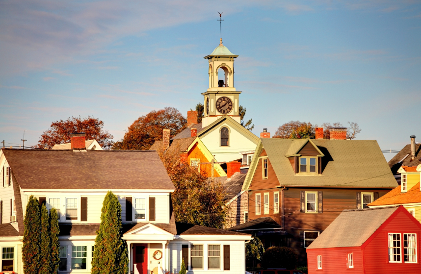 Best Cities for Young Families in New Hampshire