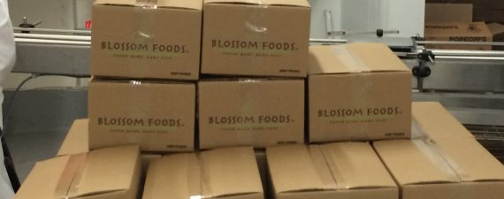 Blossom Foods Finds Financing Success With Traditional Bank