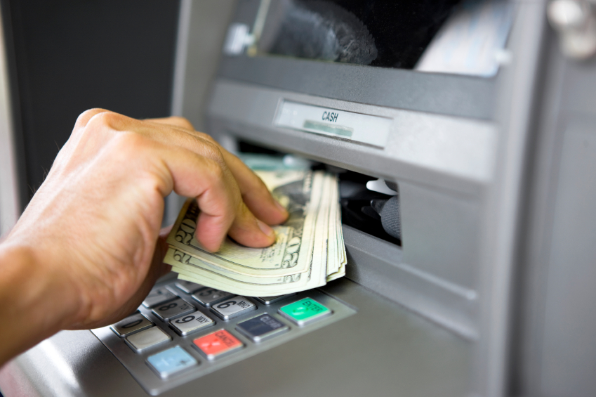 how to deposit cash into a bank of america account