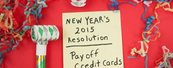 How's That 'Pay Off Credit Card Debt' Resolution Going?