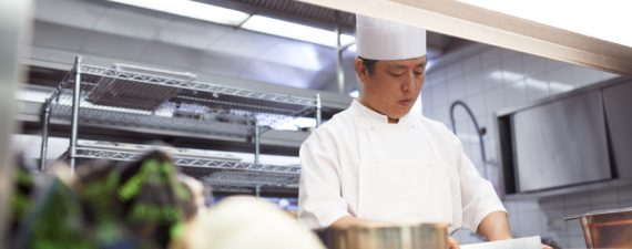 Chase Sapphire Preferred James Beard Chefs
