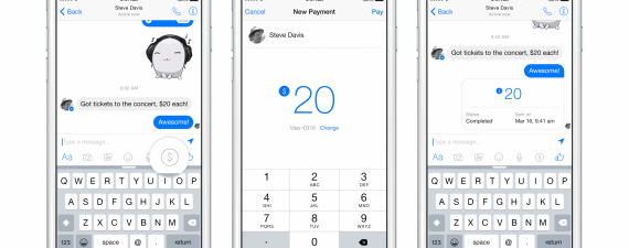 Facebook Messenger To Allow Money Exchanges
