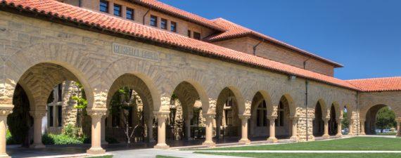 Memorial Quad Stanford