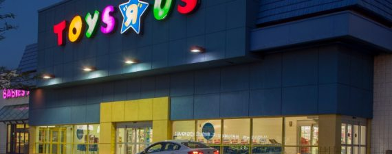 Toys R Us Stores Will Become Play Places
