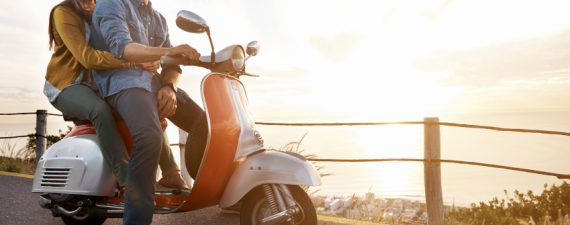 Do You Need Motorcycle Insurance for Your Moped or Scooter?