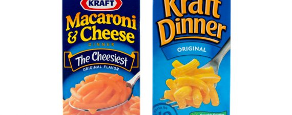 Kraft Recalling Macaroni and Cheese Over Metal Shards