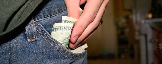 pocket-money
