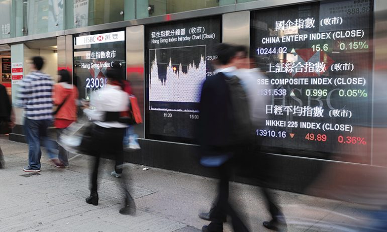 Steer Clear of Major Exposure to China's Stock Market