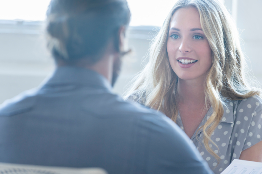 4 Steps to a Better Job Interview Story