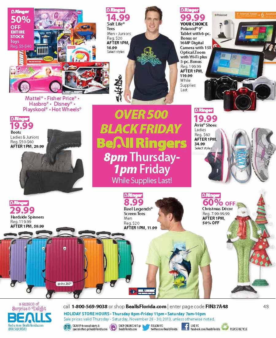 Official Bealls coupons, promo codes and discounts. Check here for the latest discounts.