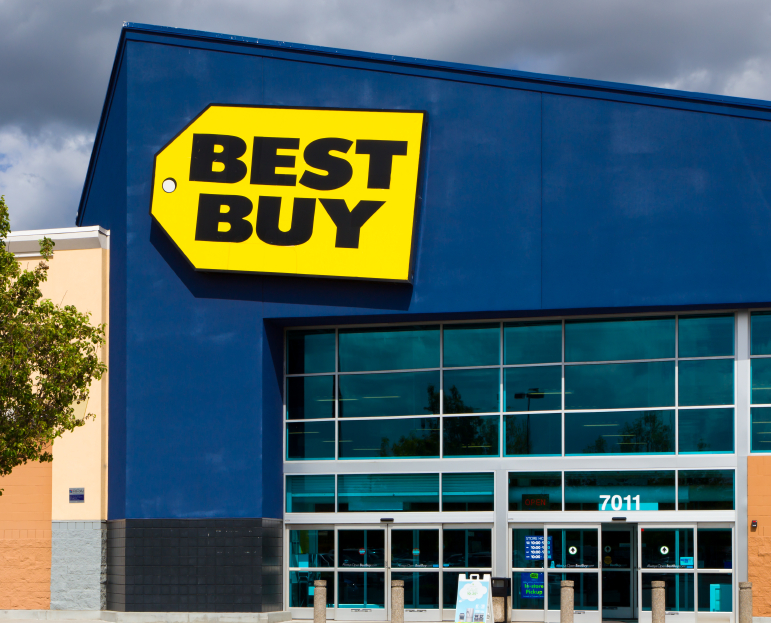 Does best buy have financing options