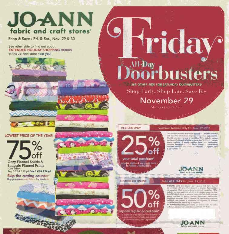 Joann fabrics black friday ad 2012 : Kanita hot springs oregon