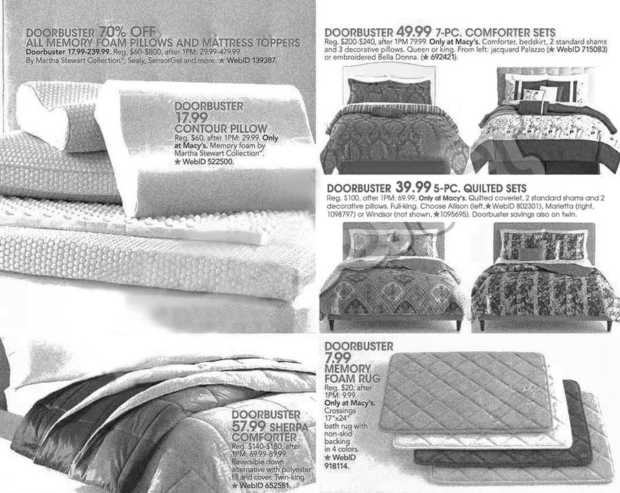 Macy's Black Friday Ad Scan 2013 - Page 8