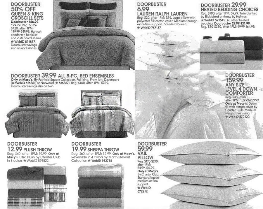 Macy's Black Friday Ad Scan 2013 - Page 9