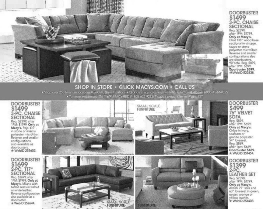 Macy's Black Friday Ad Scan 2013 - Page 18