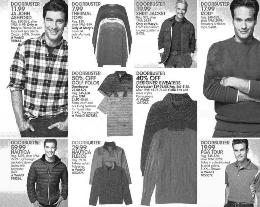 Macy's Black Friday Ad Scan 2013 - Page 21