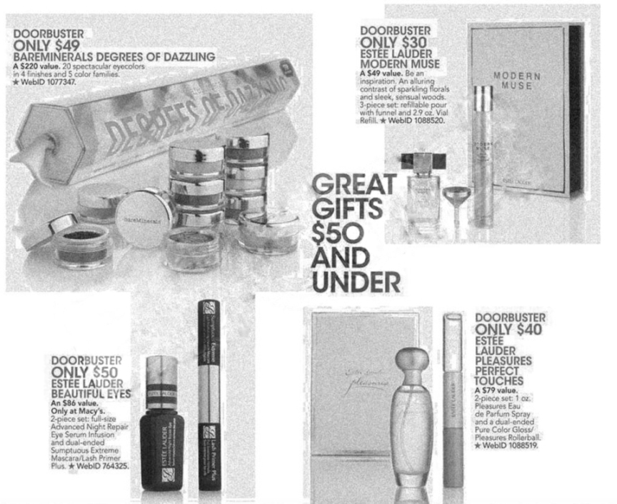 Macy's Black Friday Ad Scan 2013 - Page 45