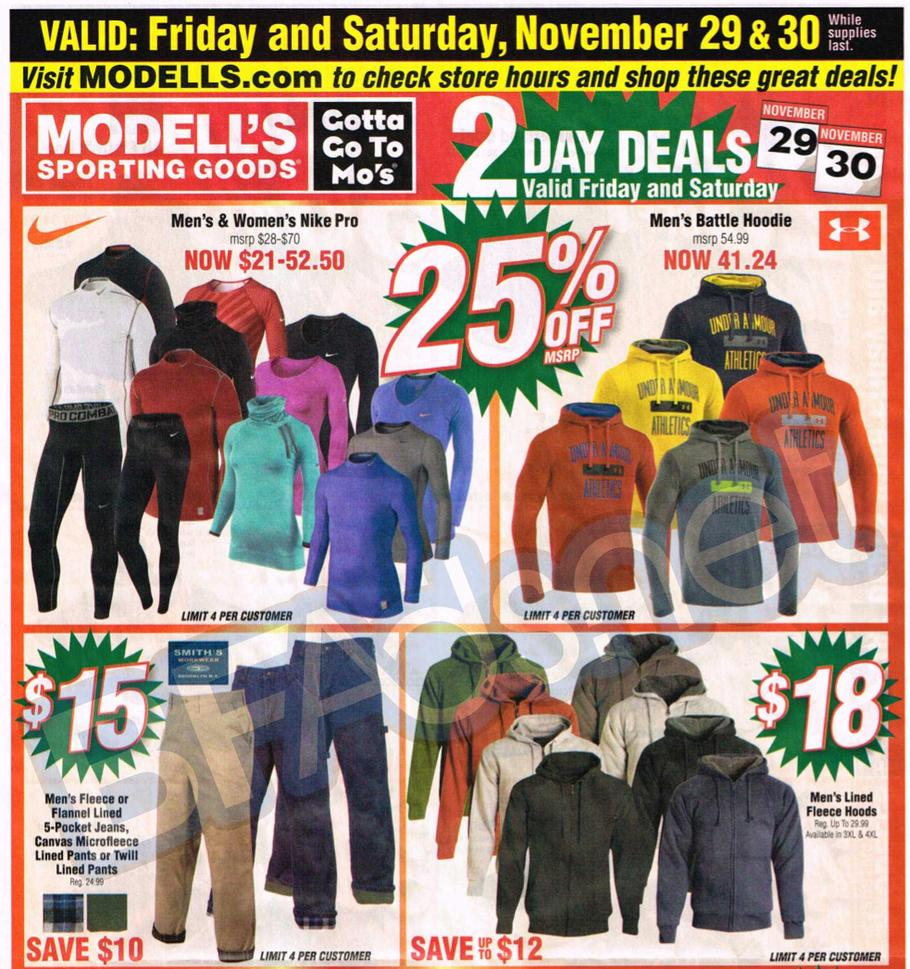 Scannable modells coupons