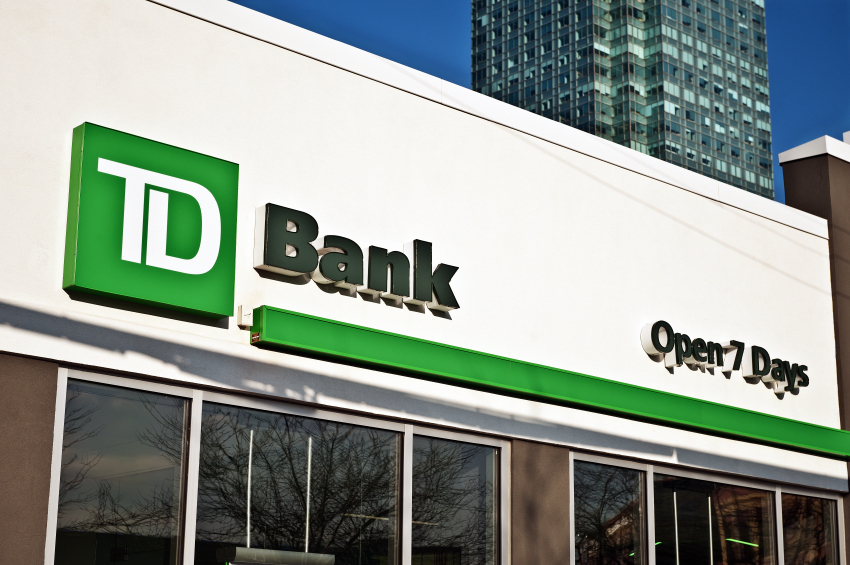 is td bank open