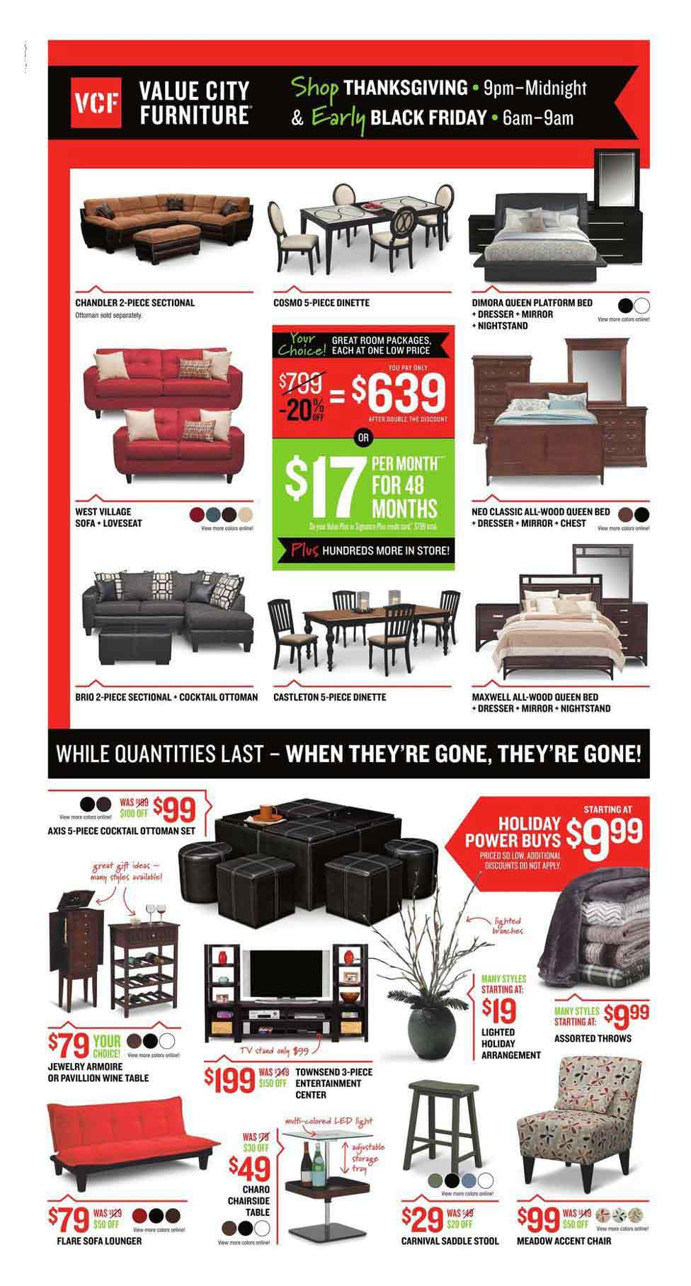 Value City Furniture Black Friday 02