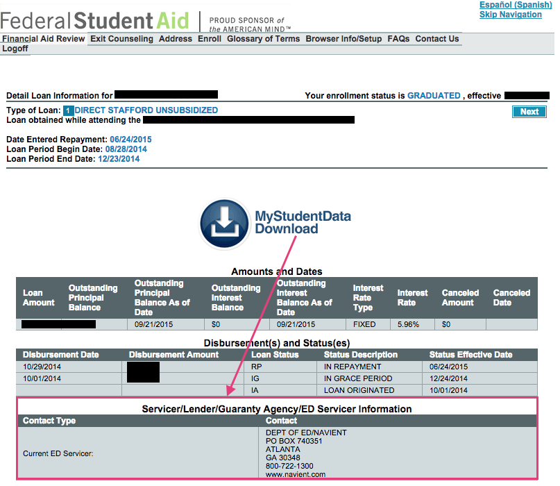 How Do I Know Who My Student Loan Servicer Is Nerdwallet