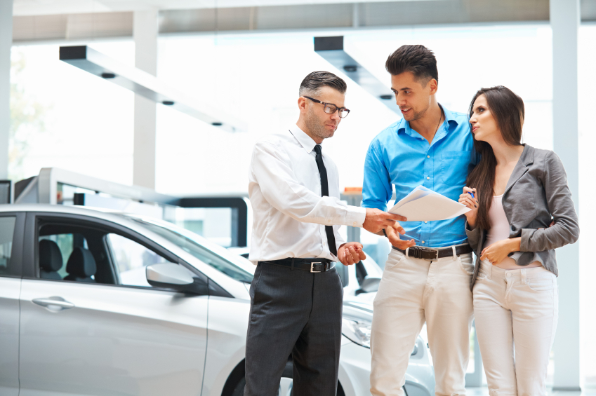 Financial steps to take before buying a car