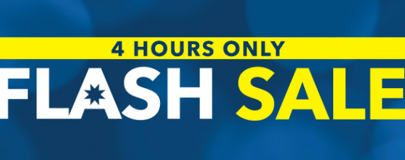 4-Hour Flash Sale at Best Buy