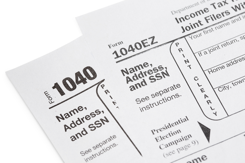 1040EZ, 1040A or 1040: Deciding Which Tax Form to Use
