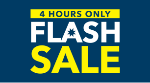 Flash Sale at Best Buy