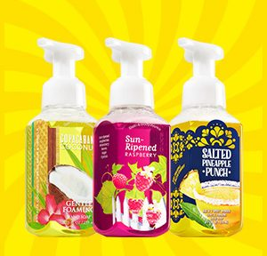 Does Bath & Body Works sell its products online?