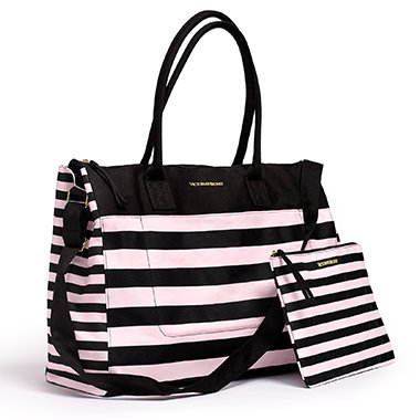 Victoria S Secret Free Weekender Tote With Purchase