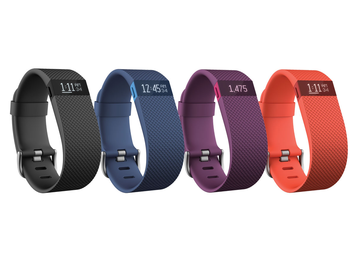 Fitbit Charge HR fitness tracker review.