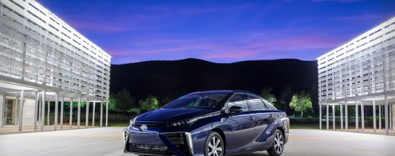 2016 Toyota Mirai Fuel Cell