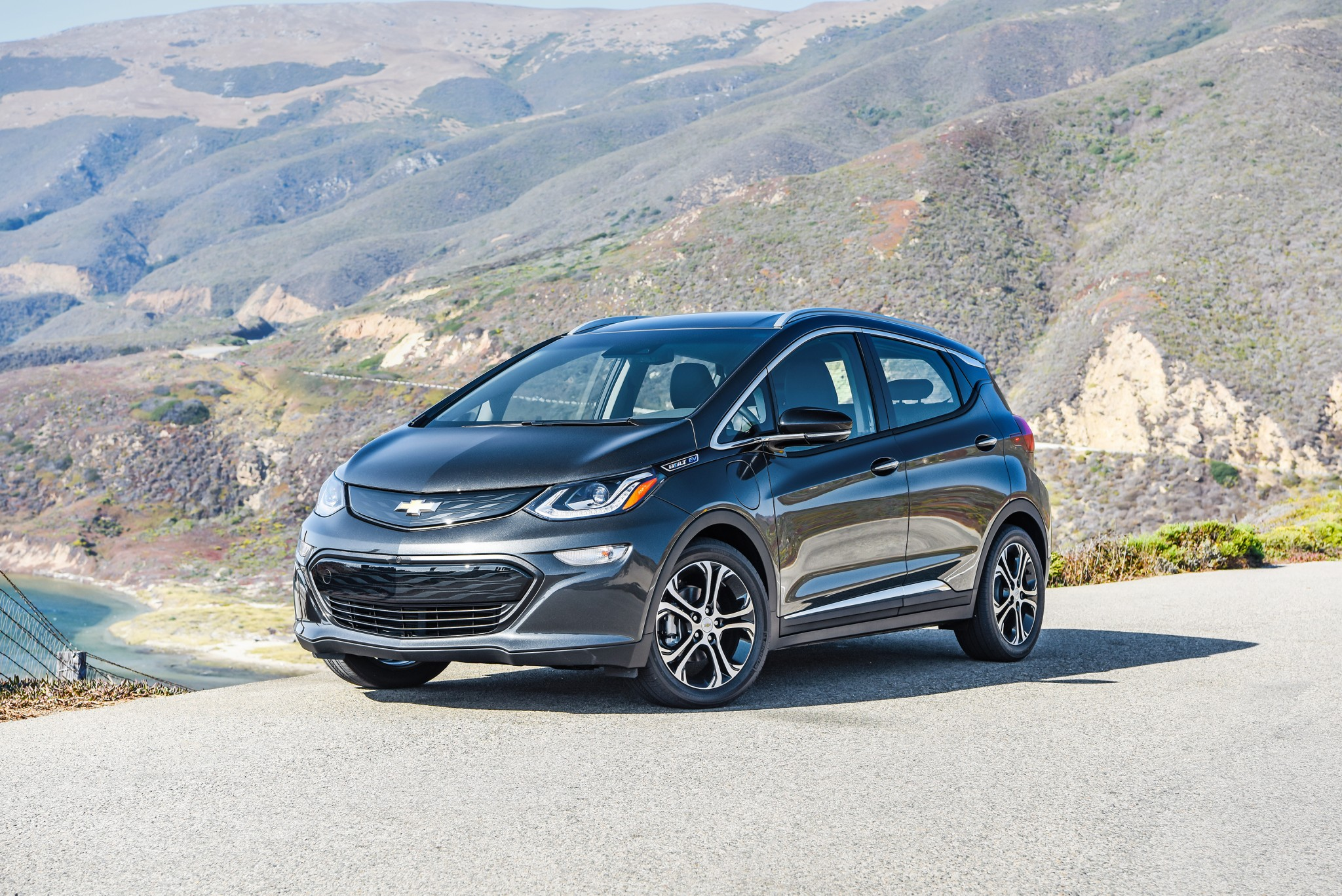 2017 chevrolet bolt review game changer for electric cars