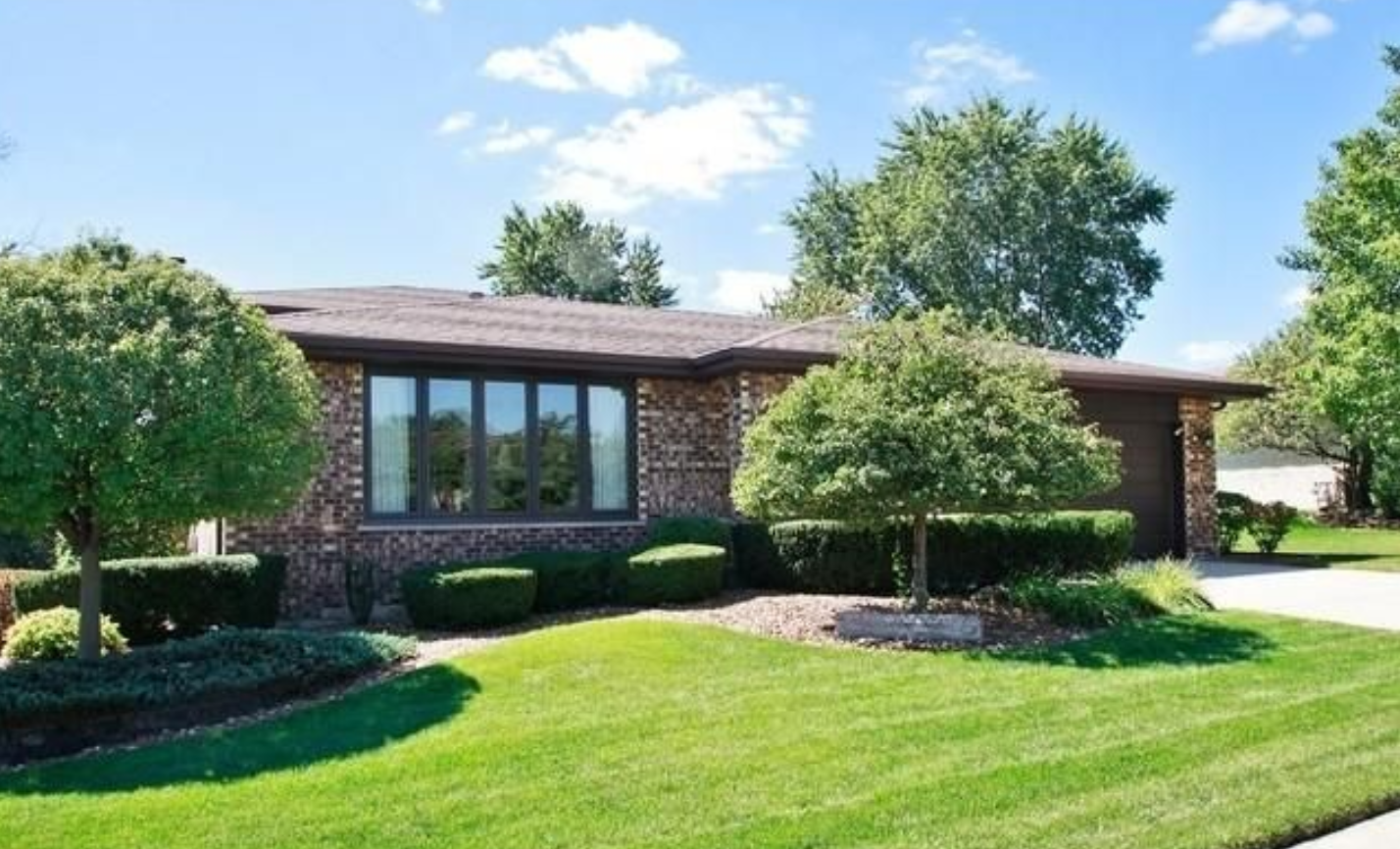 Orland Park, Illinois (Chicago-Naperville-Elgin, IL-IN-WI); list price: $299,900; square footage: 2,200; beds/baths: 4/2.5