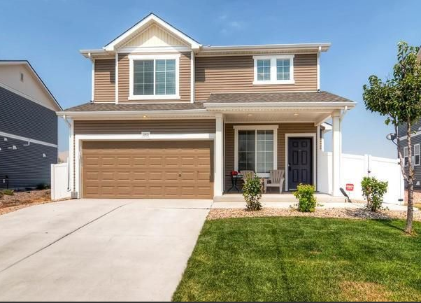 Denver, Colorado (Denver-Aurora-Lakewood, CO); list price: $298,000; square footage: 1,743; beds/baths: 3/2.5
