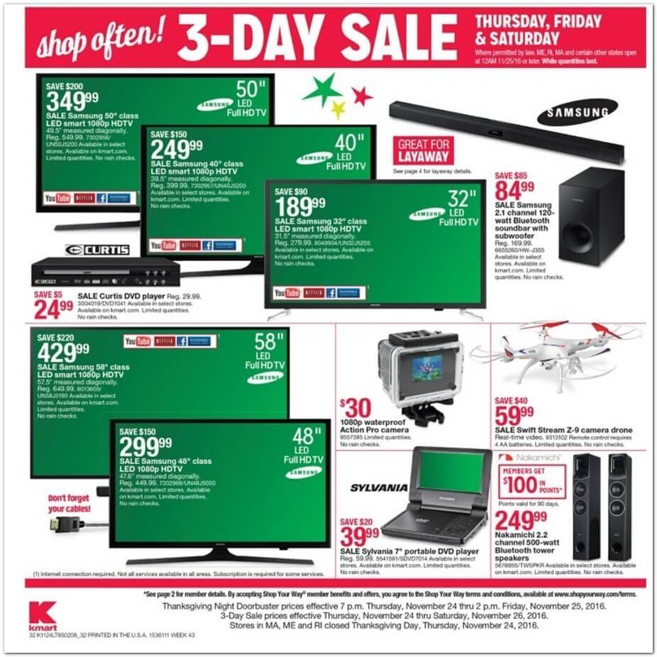 Kmart Sales This Weekend: Bliss Thru Shopping: Black Friday Is Upon Us!