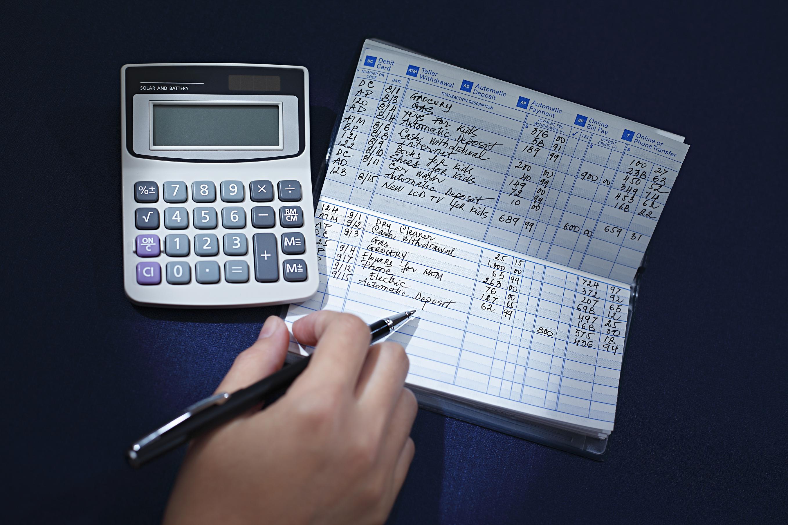 How to Balance a Checkbook - NerdWallet
