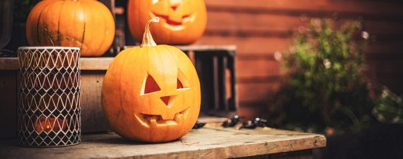 Halloween is No. 1 Day for Free Candy and Property Crime