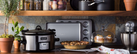 this week, save 25% on kitchen appliances and kitchenware at