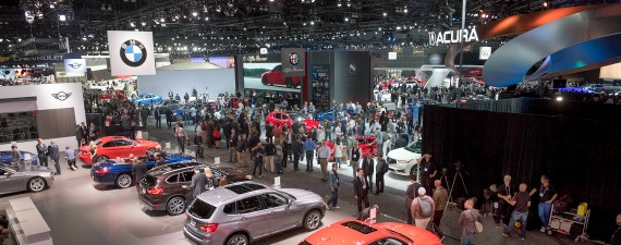 L.A. Auto Show 2016