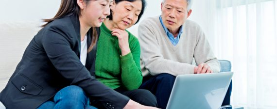 4 Steps to Managing Your Parents' Bank Accounts