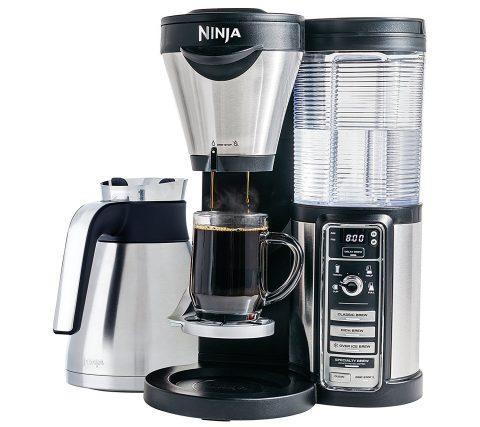 Ninja Coffee Maker Vs Keurig : Ninja Coffee Bar vs. Keurig K575 NerdWallet