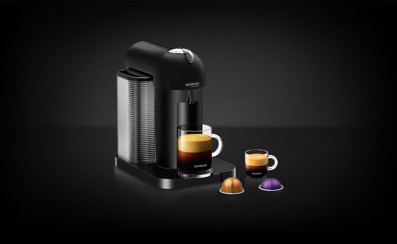 nespresso vertuoline vs nespresso inissia nerdwallet. Black Bedroom Furniture Sets. Home Design Ideas