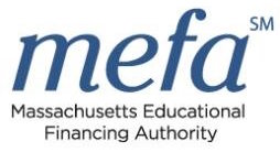 MEFA Private Student Loan