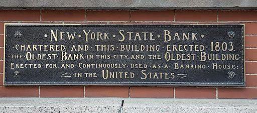 NY State Bank