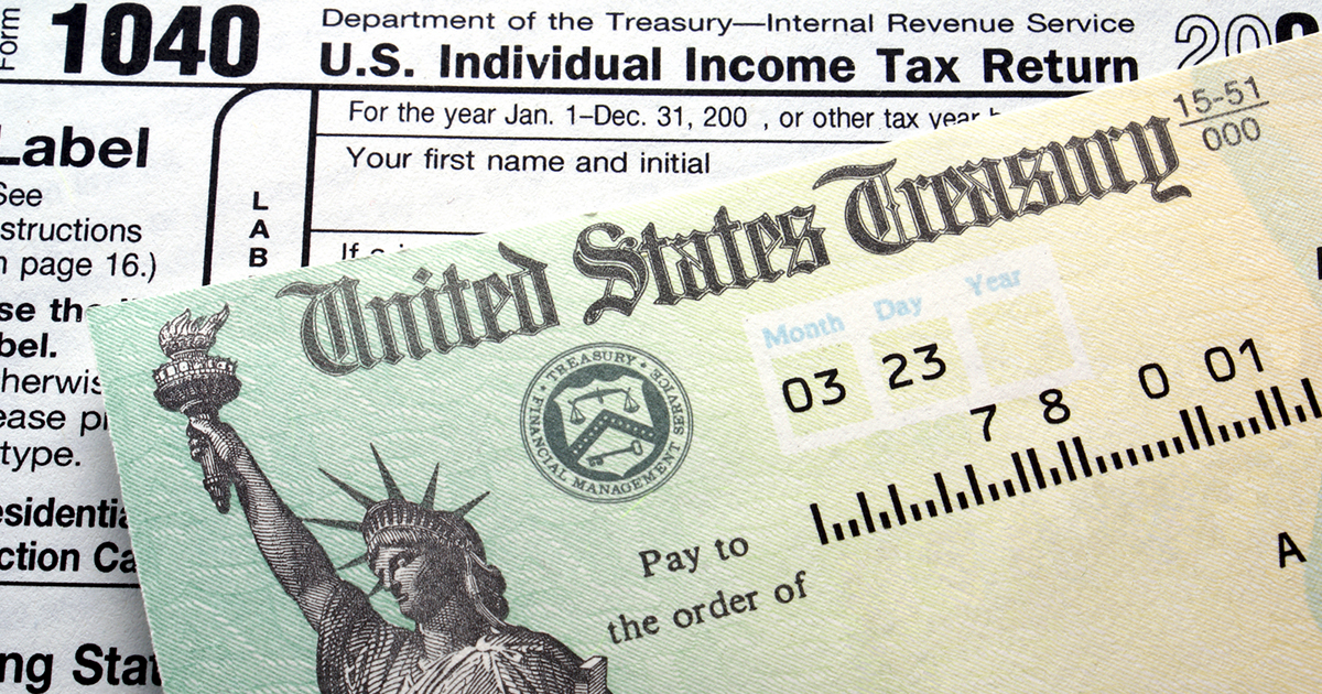 Avoid blowing your tax refund_social