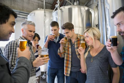 Craft-brewery