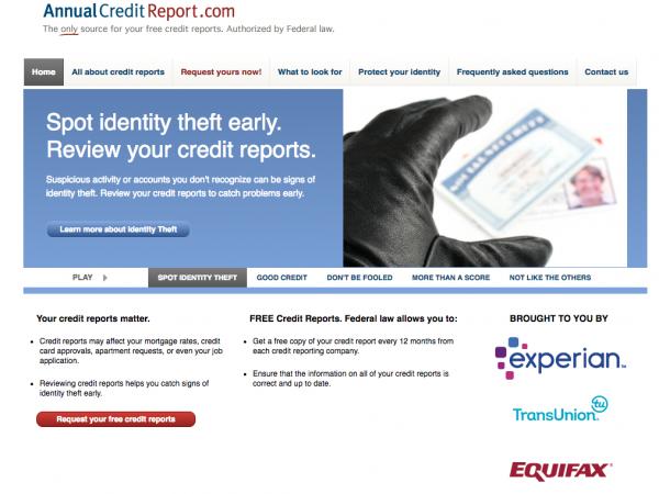 AnnualCreditReport.com-overall