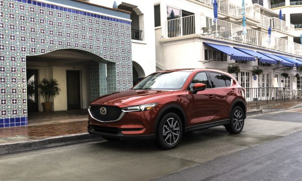 2017 Mazda Cx 5 Grand Touring Awd Review Refined Redesign